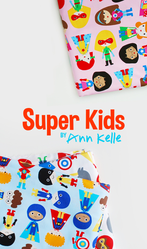 super kids by ann kelle
