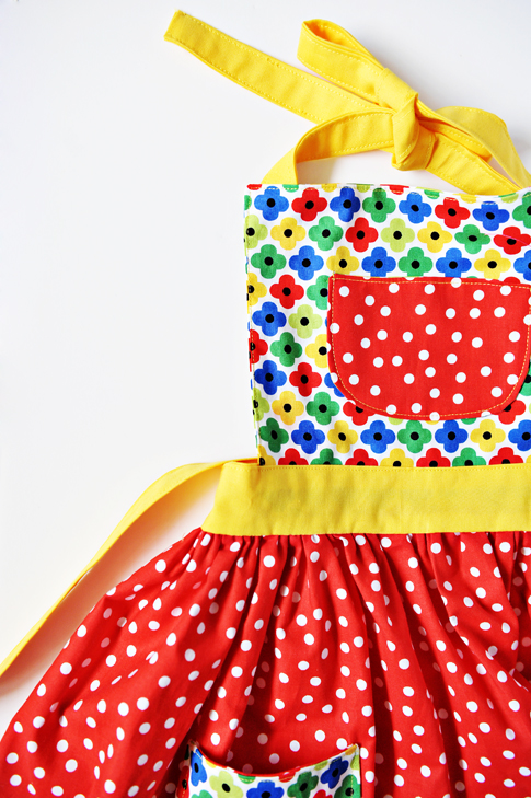 children's apron tutorial / ann kelle