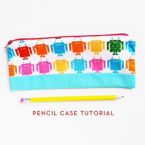 pencil case tutorial / ann kelle