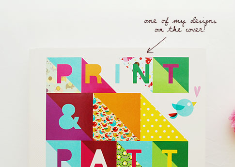print and pattern kids book / ann kelle