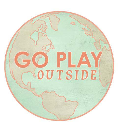 go play outside / ann kelle