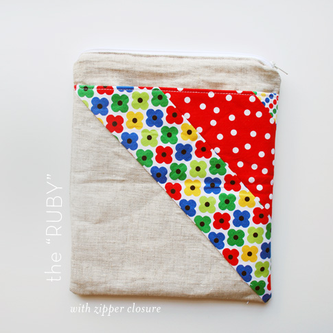 ipad, kindle and nook sleeve sewing tutorial