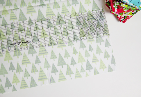 advent garland sewing tutorial