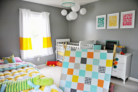 shared gender neutral nursery