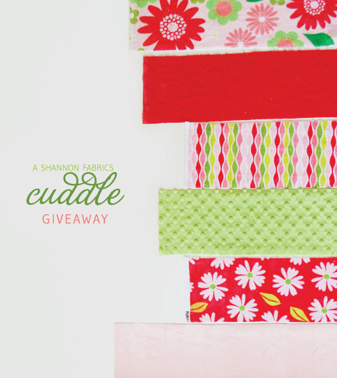 cuddle giveaway