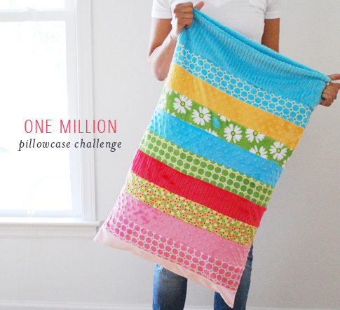 one million pillowcase challenge