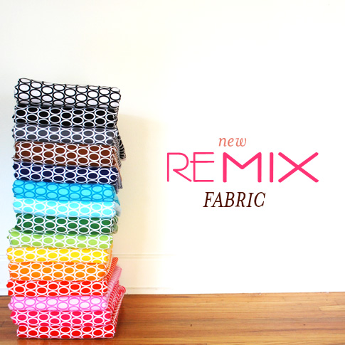 remix fabric collection / ann kelle