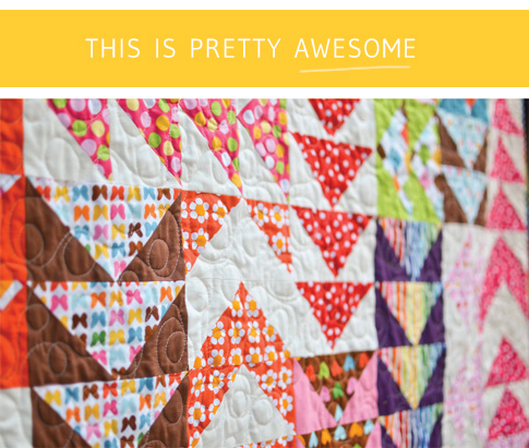 quilt fabric sighting / ann kelle