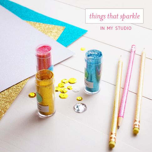 things that sparkle / ann kelle