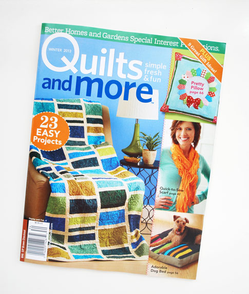 quilts and more magazine « Ann Kelle