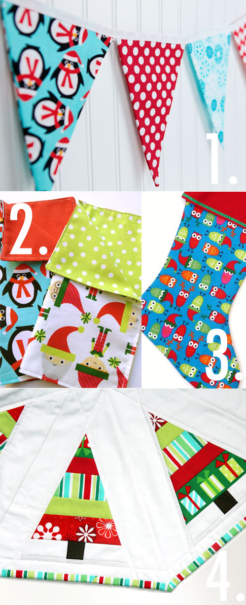 christmas fabric sightings / ann kelle