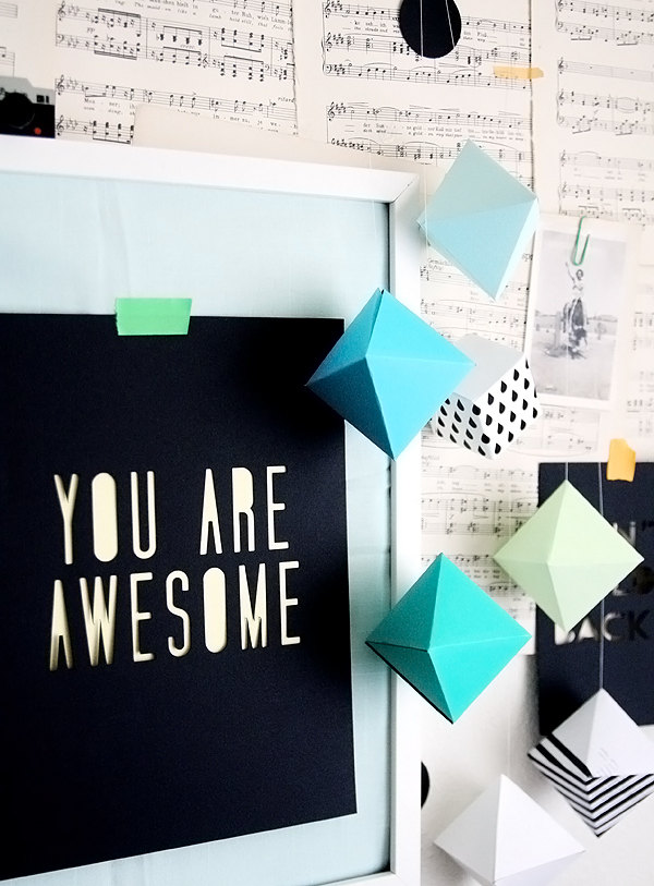 you are awesome / ann kelle
