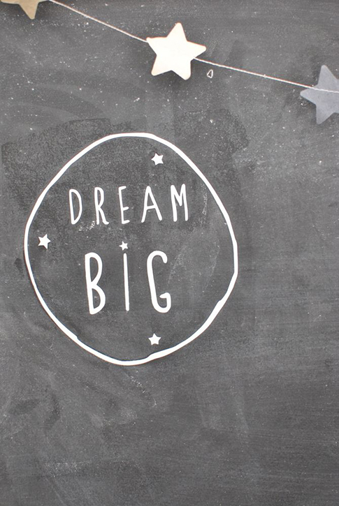 dream big / ann kelle