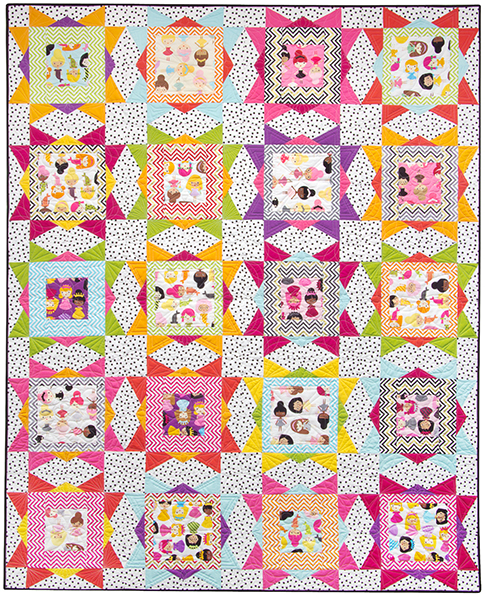 girlfriends quilt / ann kelle