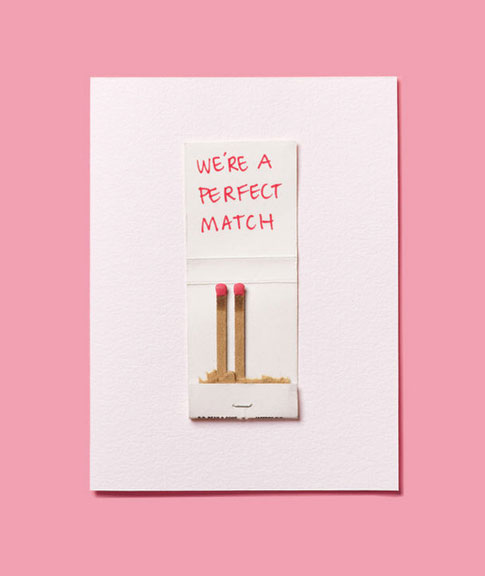 we're a perfect match / ann kelle
