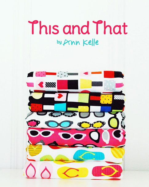 this and that / ann kelle