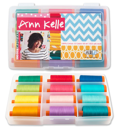ann kelle aurifi thread kit