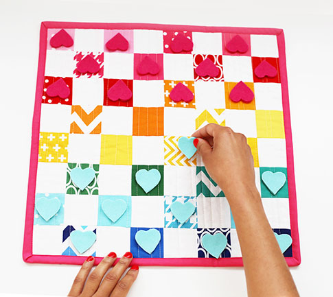 checkers sewing tutorial / ann kelle