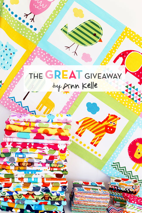 the great giveaway / ann kelle