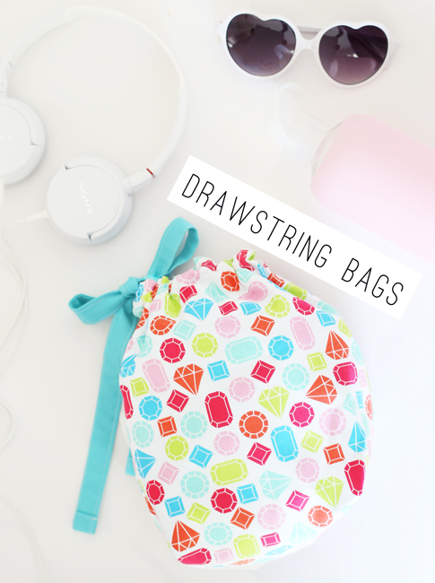 this and that by ann kelle / drawstring bag pattern