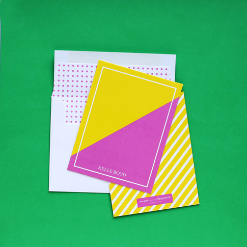 personal stationery / thank you notes / tiny prints / ann kelle