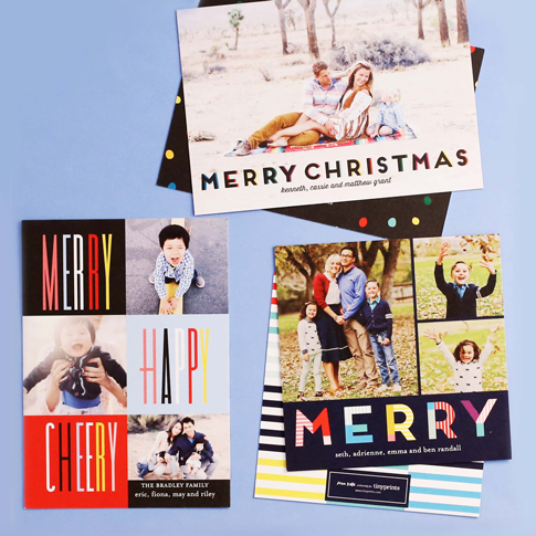 holiday cards / ann kelle for tiny prints