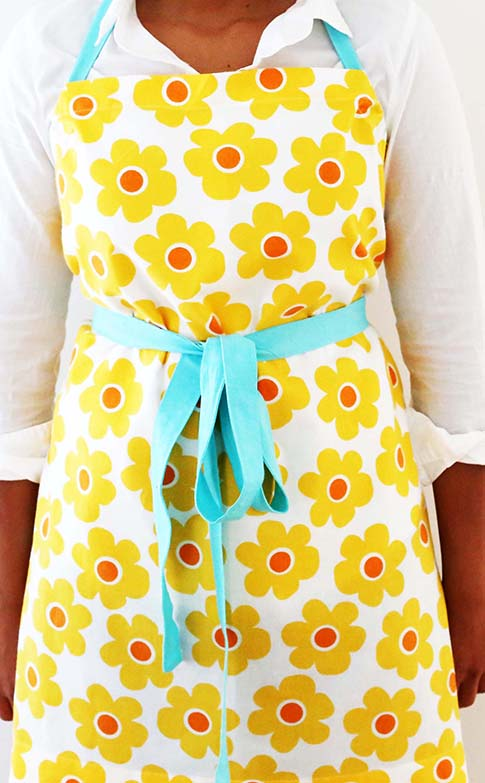 apron sewing tutorial/ annkelle