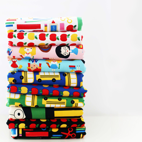 ann kelle back to school fabric