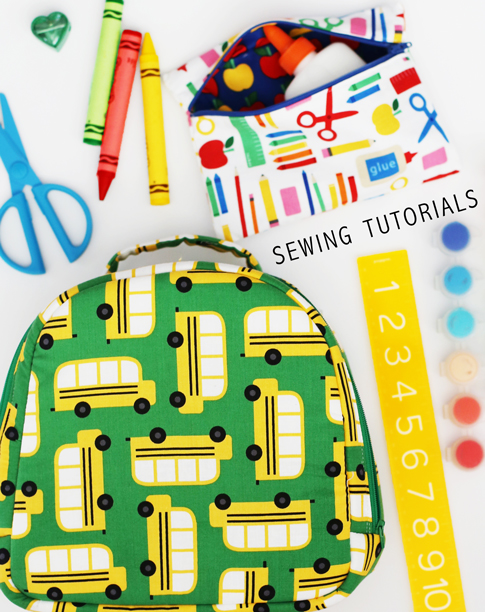 ann kelle back to school fabric and sewing tutorials