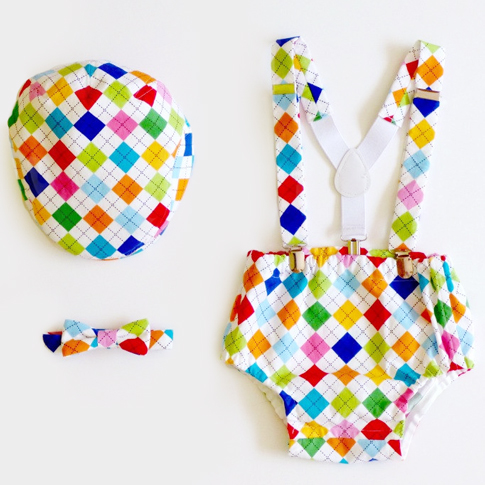 toddler outfit / ann kelle fabric