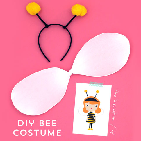 easy diy costumes / bumble bee costume / by ann kelle