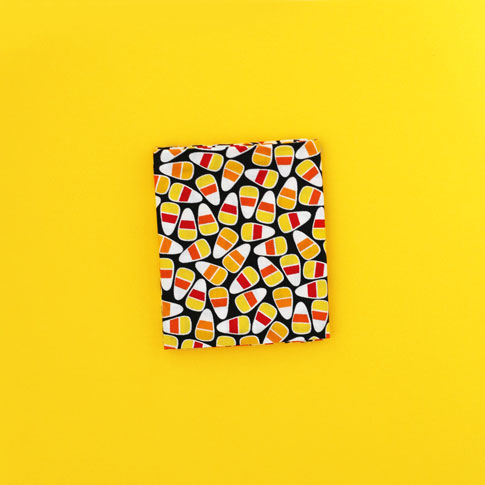 candy corn fabric by ann kelle