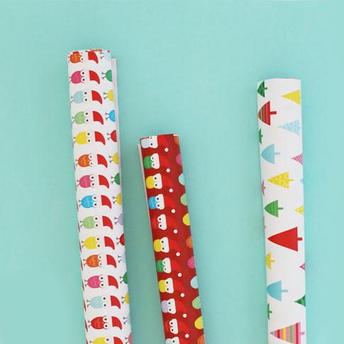 ann kelle wrapping paper